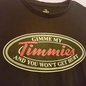 Unisex Gimme My Timmies Tshirt